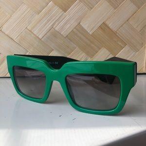 Prada Green sunglasses